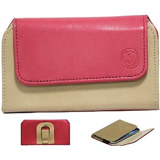 Jojo Holster for Huawei Ascend P2 (Red Beige)