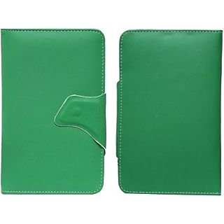 Jojo Flip Cover for Acer Iconia Tab B1-A71 (Green)