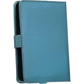 Jojo Book Cover for Celkon Ct-910+ (Light Blue)