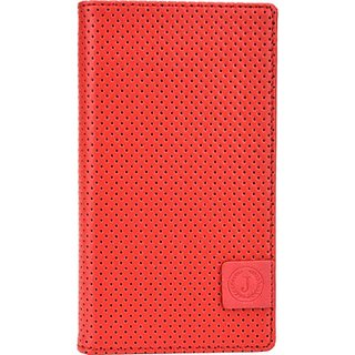 Jojo Flip Cover for XOLO Play T1000 (Red, Black)