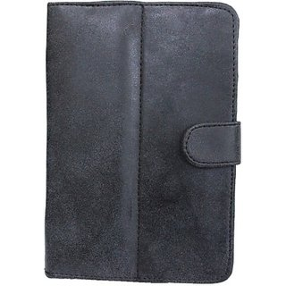 Jo Jo Book Cover for HCLMe Tablet Y3 (Basic Black)