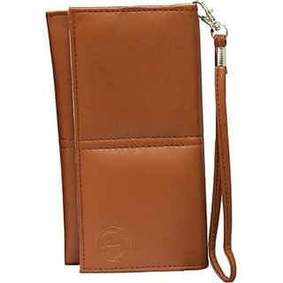 Jojo Pouch for Sony LT26w (Tan)