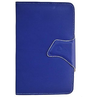 Jojo Flip Cover for Alcatel One Touch Pop 7 (Blue)