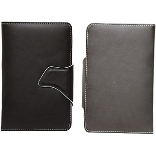Jojo Flip Cover for Amazon Kindle Fire (Brown)