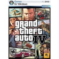 Grand Theft Auto 4 (GTA 4) PC