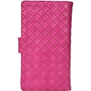 Jojo Flip Cover for Sony Xperia Z1S 4G LTE (Hot Pink)