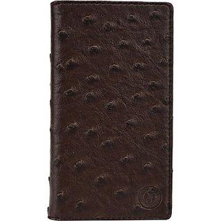 Jojo Flip Cover for Asus PadFone Infinity Lite (Brown)