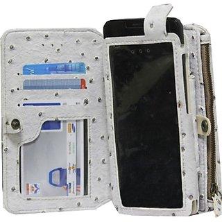 Jojo Pouch for Nokia Lumia 636 (White)