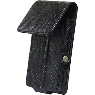 Jojo Pouch for Alcatel One Touch Fierce 2 (Black)