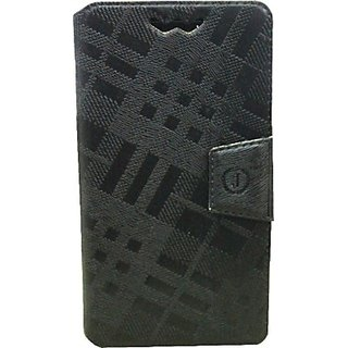 Jojo Flip Cover for Huawei Ascend D2 (Black)