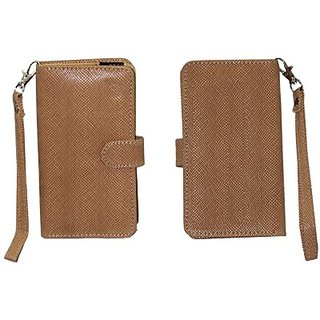 Jo Jo Pouch for BLU Life Pure XL (Light Brown)