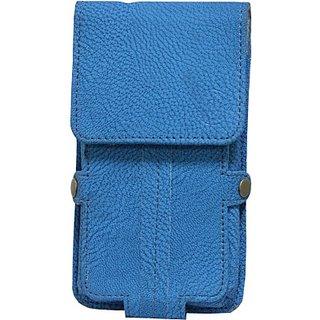 Jo Jo Pouch for Asus Zenfone 2 ZE551ML (4GB RAM, 32GB) (Exotic Blue)