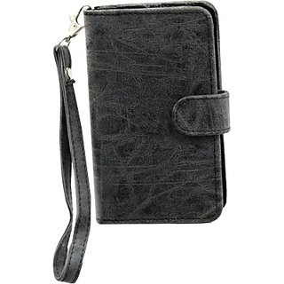 Jo Jo Pouch for Micromax A84 Superfone Elite (Grey)