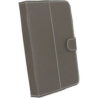 Jo Jo Flip Cover for Swipe Tablet (Basic Brown)