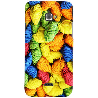 Oyehoye Colourpul Pattern Style Printed Designer Back Cover For Infocus M350 Mobile Phone - Matte Finish Hard Plastic Slim Case