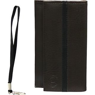Jo Jo Pouch for Sony Xperia M Dual (Brown)