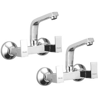 Oleanna Square Sink Mixer S-08 (Pack of 2)