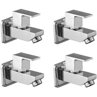 Oleanna Square Bib Cock S-01 (Pack of 4)
