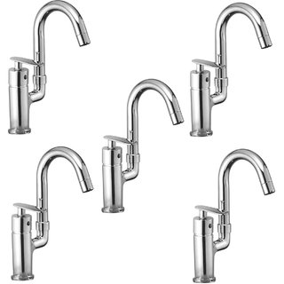 Oleanna SPEED Single Lever Sink Mixer (Table Mounted) SD-10 (Pack of 5)
