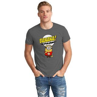 The Fappy Store Banana Half Sleeve T-Shirt