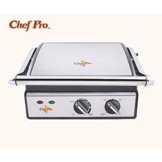 ChefPro CPG833 Nonstick Sandwich Panini Grill Maker
