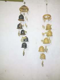 Wind Bells Made in Pure Soil-Combo Set