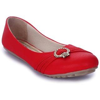 Funku Fashion Women's Red Bellies