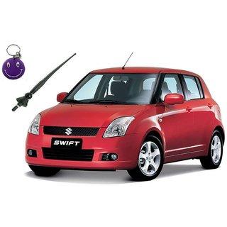 Maruti Suzuki Old Swift Original Fitment OE AM/FM Antenna Free Smiley Key  Chain