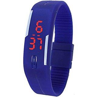 CooolHim Silicon digital LED Bracelete watch