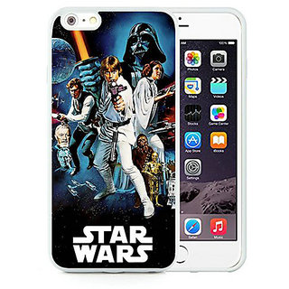 Design for iPhone 6/6S-Star Wars 3 White