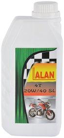 LALAN 4T 20W40 SL - FOUR STROKE ENGINE OIL