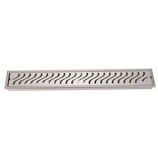 Vida Bath Long Channel Drain