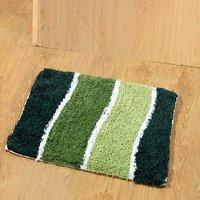 Home Castle Cotton 1 pc Premium Doormats ( 16 X 24 inches )