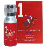 Beverly Hills Polo Club EDT Sport Red  Men 1 50 ML
