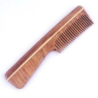 MAjik  original Shisham comb Model No. 4