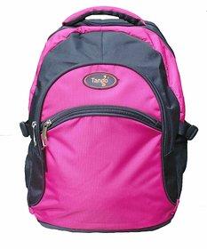 Tango School bag (  Pink  Black)