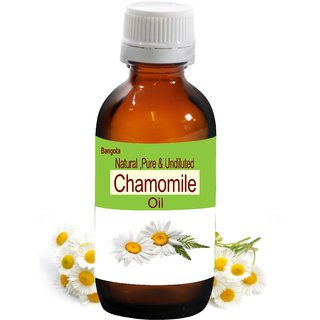 Chamomile Oil - Natural, Pure  Undiluted -100 ml