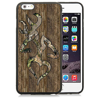 Design for iPhone 6/6S-Browning 1 Black
