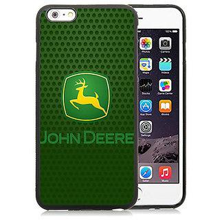 Design for iPhone 6/6S-John Deere Logo Black