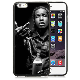 Design for iPhone 6/6S-Asap Rocky 3 Black
