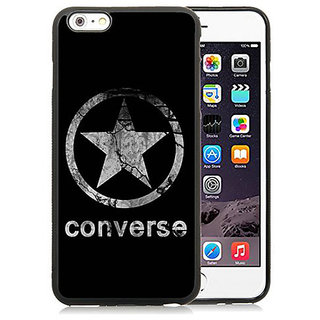 Design for iPhone 6/6S-Converse Logo Black
