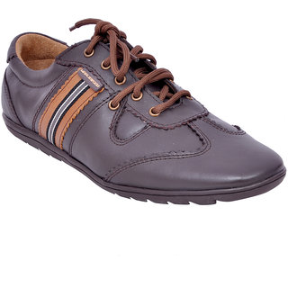 Maplewood Lincoln Brown Casual Shoes
