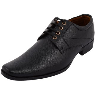 Alestino Freedom Men's Leather Look formal Shoes