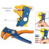Automatic Wire Stripper Cutter Precise Blade Design