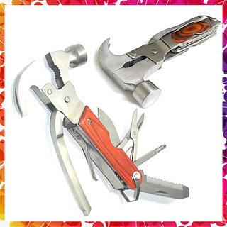 Multi Utility Tool Kit 10 in 1 Can / Bottle Opener, Knife Blade