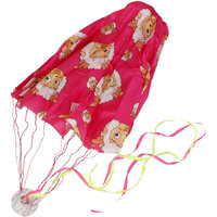 Imported 70cm Cartoon Sheep Tangle-Free Mini Parachute Sky Flying Kid's Outdoor Toy
