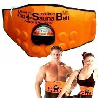 3 in 1 vibrating sauna slimming Belt