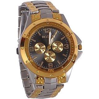 Radhe Enterprise Golden Rosra Luxury Analog Watch - For Boys And Men