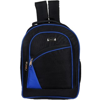 e492ca8649a2 Buy BG24Black-blue Lapaya Laptop Bag Backpacks... Online - Get 87% Off