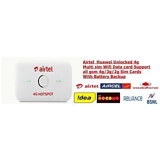 Airtel 4g Huawei E5573 Unlocked 150 Mbps 4g Lte Wifi Router